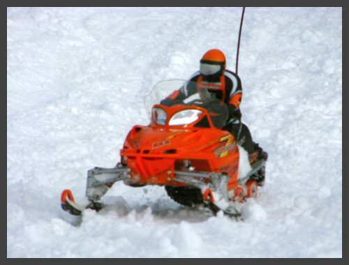 Arctic Cat Snowmobile >> RC-snowmobile - From toy to a Racer - Pictures